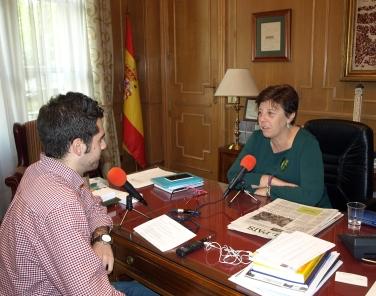 Entrevista a la periodista Carmen del Riego (marzo 2015)