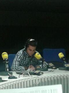 Locución de una noticia para 'Hoy por hoy' de la Cadena SER (septiembre 2014)