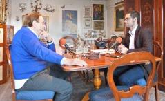 Entrevista al economísta y político Ramón Tamames (Abril 2016)