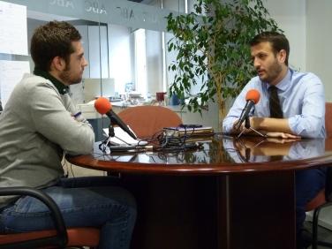 Entrevista al periodista Juan Fernández-Miranda (Abril 2016)