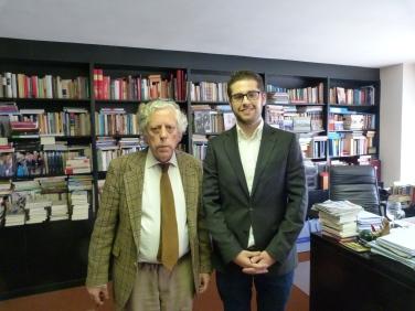 Entrevista al periodista Miguel Ángel Aguilar (Abril 2016)