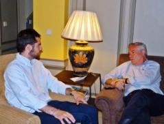 Entrevista al historiador Charles Powell (junio 2016)