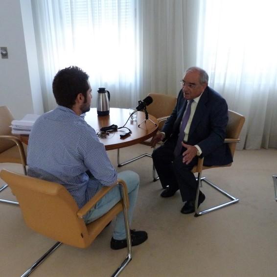 Entrevista a Rodolfo Martín-Villa, exministro de UCD (septiembre 2016)