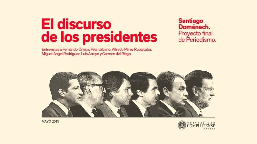 El discurso de lospresidentes
